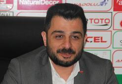Sacit Ali Eren: İyi bir sezon geçirmek hedefimiz