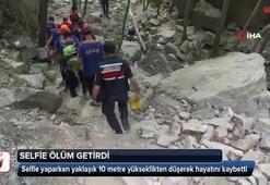 Bursada selfie ölüm getirdi
