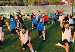 Ümit Milli Takım, Arnavutluka hazır