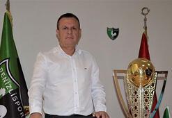 Ali Çetin: Transfer müjdelerini yakında vereceğiz