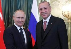 Putin, Erdoğanı överek açıkladı: Sayesinde proje bitme aşamasında
