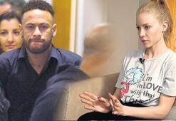 'Futbolcu Neymar bana saldırdı'