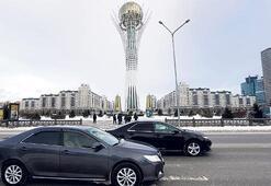 Kazakistan'da seçim zamanı