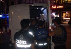 İstanbulda operasyon Tek tek yakalandılar