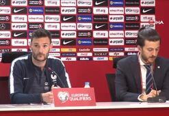 Didier Deschamps: Epey ateşli bir atmosfer yaşanacak