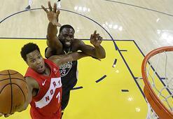 Toronto Raptorstan şampiyonluğa dev adım