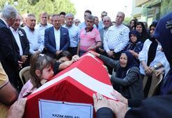 CHP Denizli Milletvekili Kazım Arslan için tören