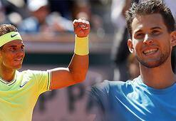 Roland Garrosta finalin adı Nadal-Thiem