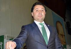 Bursasporda başkanlığa tek aday Mesut Mestan