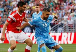 Rusya - San Marino: 9-0