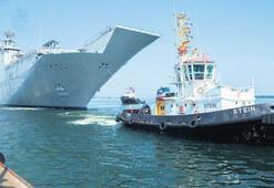 NATO'dan Baltık Denizi'nde tatbikat
