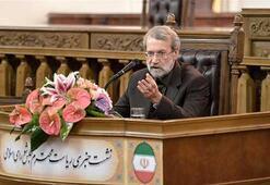 İran Meclis Başkanından Macronun sözleri acemice eleştirisi