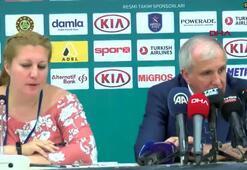 """Zeljko Obradovic: """"Şampiyonluk için daha yolun başındayız"""""""