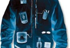 İçinden teknoloji geçen ceket