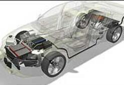 Türkiye'nin ilk hidrojenli otomobili üretiliyor