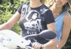 Motosiklette bayan olduğumu gizlemeye çalışıyorum'