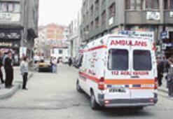 Ambulans peşine  takılma kültürü