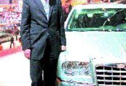 İşte Chrysler'in İstanbul doğumlu başkanı