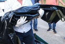 Antalyada kan donduran olay Önce 2 yaşındaki oğlunu sonra da kendini astı