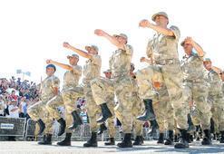 Meclis'in gündemi yeni askerlik sistemi