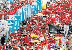 Yeni yasa tasarısı Hong Kong'u sokağa döktü