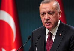 Cumhurbaşkanı Erdoğandan Özdemire telefon