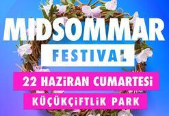 Midsommar Festival 2019 22 Haziranda KüçükÇiftlik Parkta