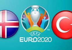 İzlanda-Türkiye maçı ne zaman saat kaçta hangi kanalda