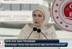 Emine Erdoğandan önemli açıklamalar