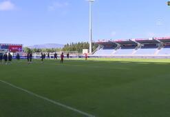 Türkiye, İzlanda maçı hazırlıklarını tamamladı
