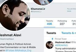 ABD-İran geriliminde flaş iddia Haşmet Alavi hesabı sahte çıktı