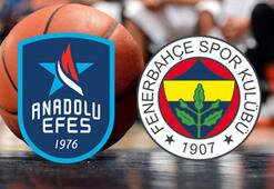 Anadolu Efes - Fenerbahçe Beko: 101-93