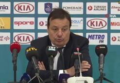 Ergin Ataman: Ülker Spor ve Etkinlik Salonuna gideceğim
