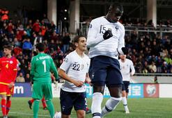 Fransa deplasmanda gol yağdırdı