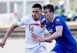 Merih Demiral: Fransa maçındaki mücadeleyi gösteremedik
