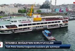 İstanbul Boğazının koruyucuları Deniz Polisleri