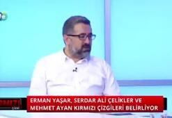 Serdar Ali Çelik, Fenerbahçenin transfer hedeflerini açıkladı