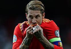 Ramos, İspanyayı golleriyle taşıyor