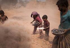 Dünyada her 10 çocuktan biri işçi