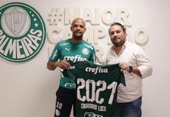 Melo 2 yıl daha Palmeirasta