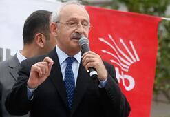 CHP lideri Kılıçdaroğlu Kağıthane'de halka seslendi