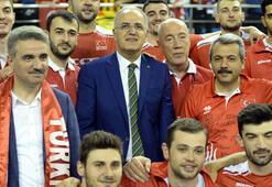 Mehmet Akif Üstündağ: Şampiyon olmak istiyoruz