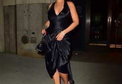 Rihanna, New Yorkta görüntülendi