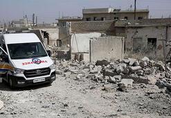 Esed rejimi İdlib Gerginliği Azaltma Bölgesine yoğun saldırılarını sürdürüyor