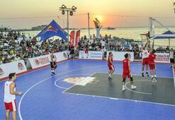 Red Bull Reign TBF 3x3 Basketbol Turu başlıyor