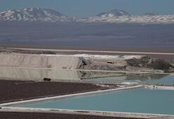 Dünyada en fazla lityum rezervi Şilide