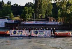 Sıfır Atık Mavi Projesine 20 ülkenin sporcularından destek