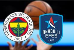 Fenerbahçe - Anadolu Efes: 57-74