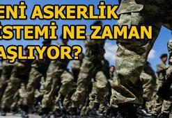 Yeni askerlik sistemi yürürlüğe girdi mi Cumhurbaşkanı Erdoğandan yeni askerlik sistemi açıklaması