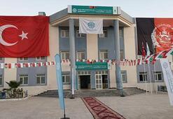 Afganistandaki FETÖye ait bir okul TMVye devredildi